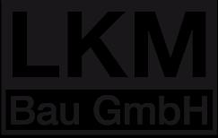 LKM Bau Gmbh  Logo